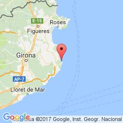 Location de vacances à Sa Riera, Begur, Costa Brava